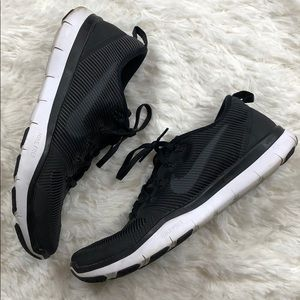 NIKE Trainer Lift Run Jump Cut Black Sneakers 11